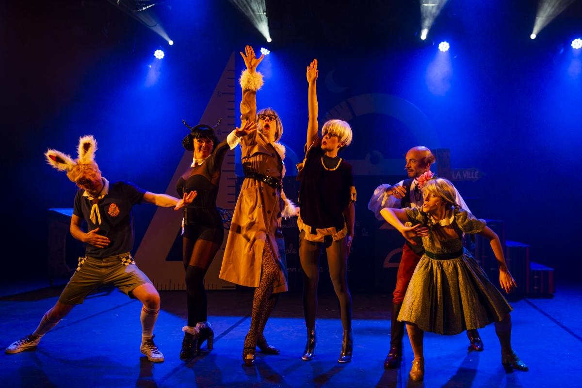 La Cigale sans la Fourmi revient pour la deuxième fois au Festival d'Avignon OFF en 2019
