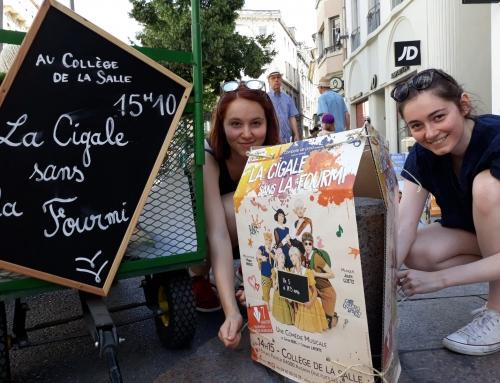 Quatre astuces pour réussir sa communication au Festival OFF d'Avignon