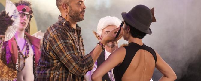 C'est quoi ton job ? Alban Jarossay, coiffeur-maquilleur : «Traduire la vision du metteur en scène»