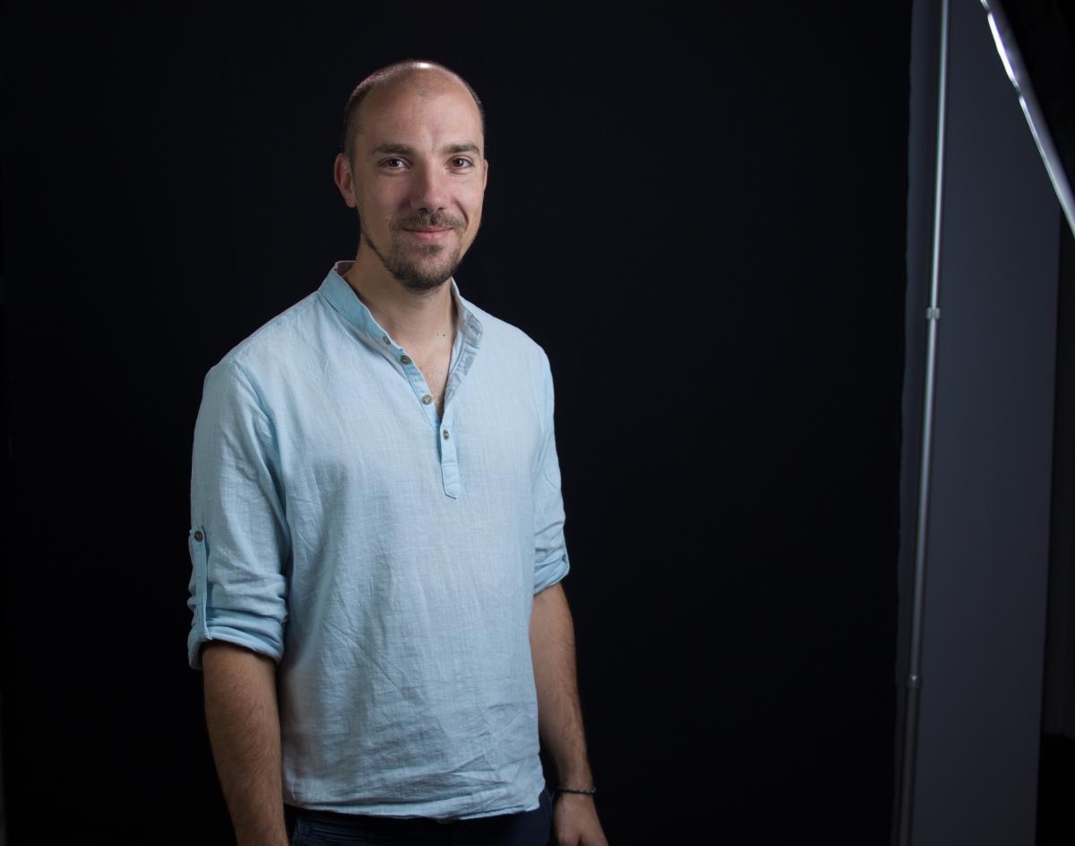 Julien Iscache producteur chez Compote de Prod