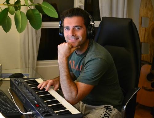 C'est quoi ton job ? Julien Goetz, compositeur : «Des heures à chercher une mélodie»