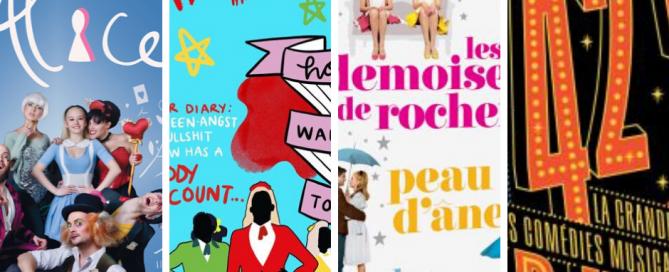 Cinq idées de cadeaux de Noël pour un fan de comédie musicale