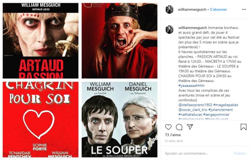 «J'ai joué à Avignon» : Cinq témoignages de comédiens sur le Festival OFF 2