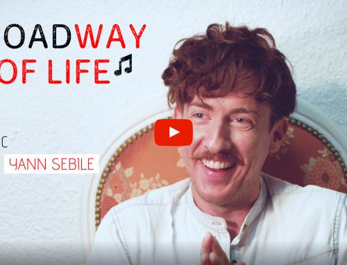 VIDÉO – L'interview comédie musicale de Yann Sebile