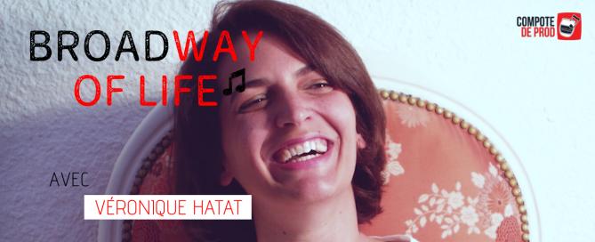 VIDÉO – L'interview comédie musicale de Véronique Hatat 2
