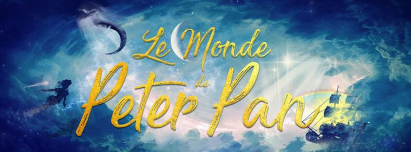 Découvrez Le Monde de Peter Pan sur la page Facebook du spectacle.