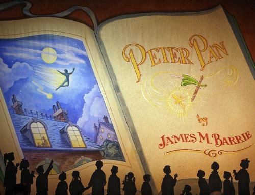 Et si Peter Pan n'était pas si gentil que ça ?