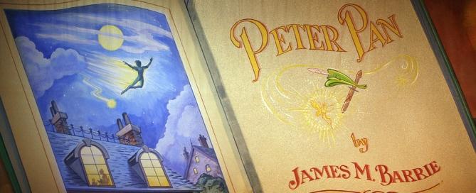Et si Peter Pan n'était pas si gentil que ça ? 1