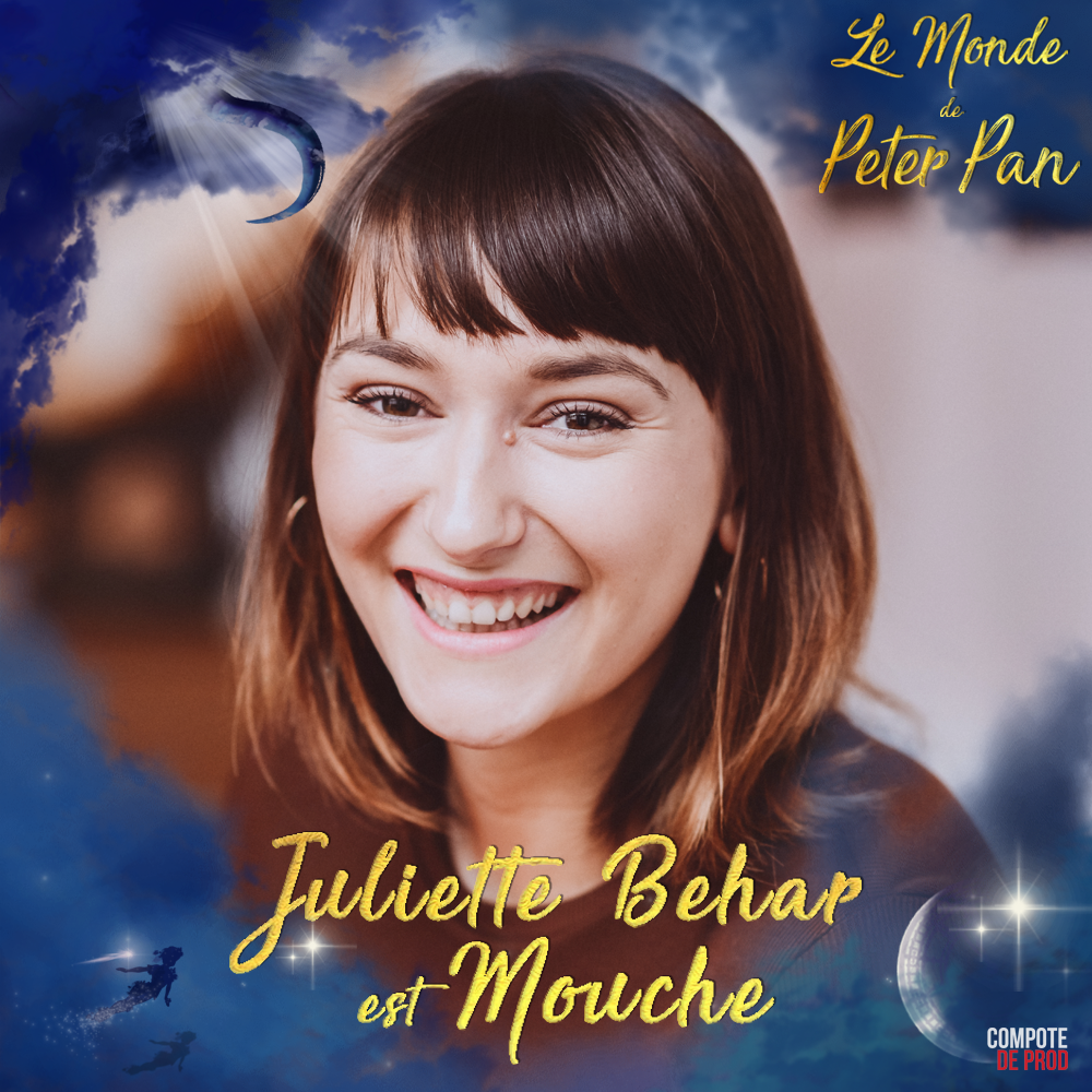 Juliette Behar Le monde de peter pan