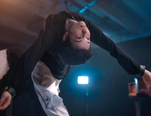 Dans Le Monde de Peter Pan, la danse sera «un langage supplémentaire»
