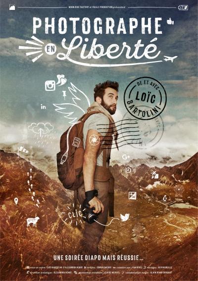 Photographe en Liberté